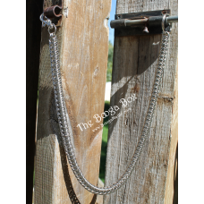 Box Chain Wallet Chain - Stainless Steel