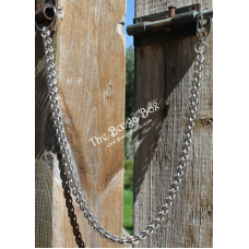 JPL3 Wallet Chain - Stainless Steel