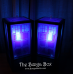 Acrylic Table Lamps - Laser Etched
