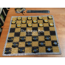 Batman Checker Set - Anodized Aluminum
