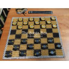 Batman Checker Set - Anodized Aluminum